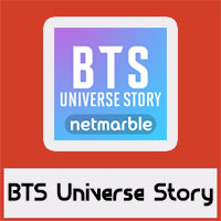 BTS Universe Story‏